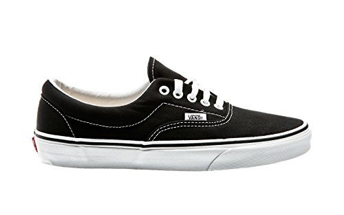 Vans Unisex Adults' Era Classic Canvas Low-Top Trainers