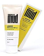 Mensxp Mud Natural BB Cream For Men For Even Skin Tone 50 m