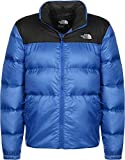 The North Face Nuptse III Piumino sea/black
