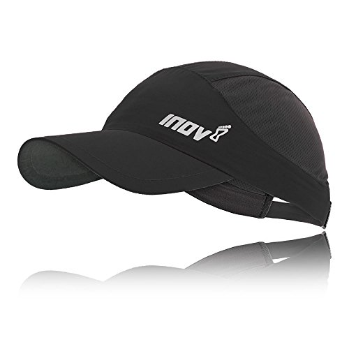 Gorra Inov-8 Race Elite Peak - Negro