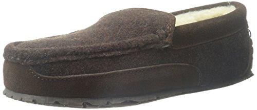 Florsheim Moc Slip On Loafer Uomo US 10 Marrone Pantofole