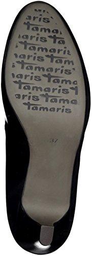 Tamaris - Scarpe con Tacco Donna Nero (nero)