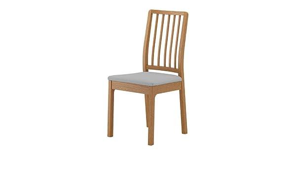 Ikea EKEDALEN Orrsta Chaise en chêne Gris clair: