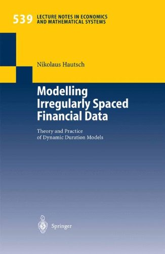 PDF][Download] Modelling Irregularly Spaced Financial Data