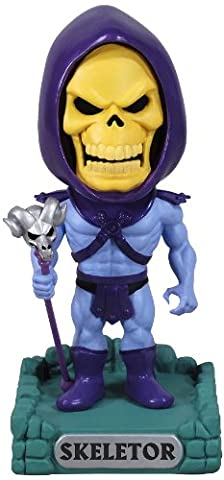 Wacky Wobbler: Masters of the Universe Skeletor