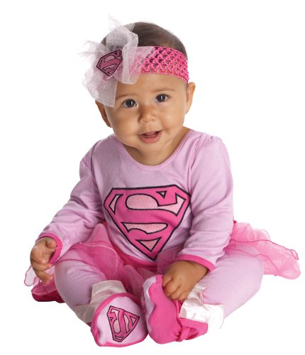 DC Super-Super Kostüm Baby-Freunde