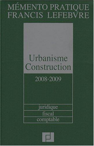 Urbanisme Construction par Francis Lefebvre, Collectif