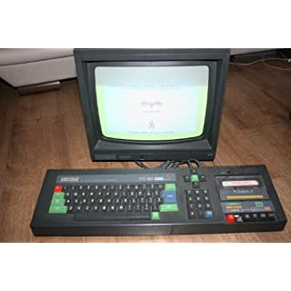 Amstrad CPC 464 Colour Personal Computer And CTM 644 Colour Monitor