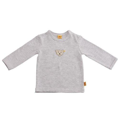 Steiff Unisex - Baby Hemd T-Shirt 6122833, Gr. 68, Rosa (barley pink 2560)