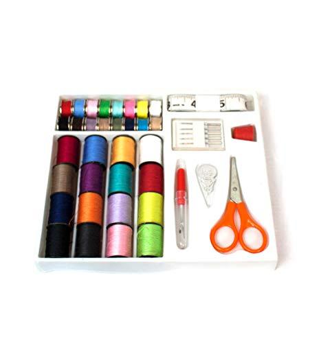 ultnice 3pcs Aguja enhebrador Threading Tool M/áquina de coser para m/áquina de coser Color Blanco