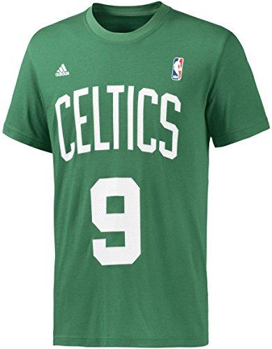 ADIDAS boston celtics gametime basketball t-shirt [green]-S