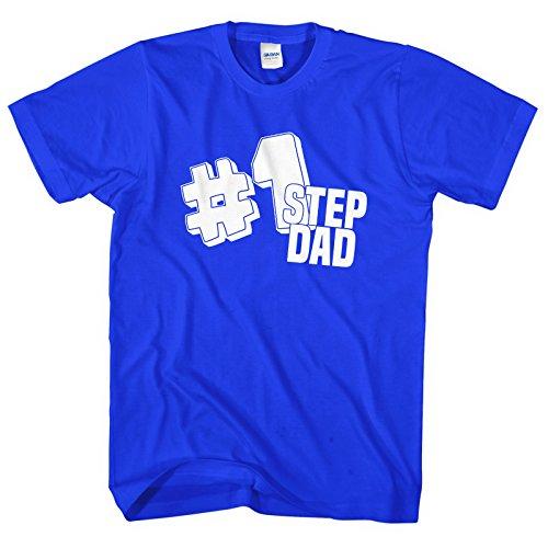 FunkyShirt  T-Shirt Königsblau