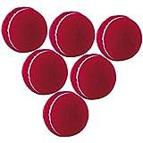 QUINERGYS Professional Grade Sports Yellow Tennis Balls Sports Tournament Outdoor Fun Cricket Ball