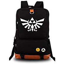 ebce6c2a128 Anime The Legend of Zelda Cosplay Mochila Luminosa Mochila Mochila Escolar