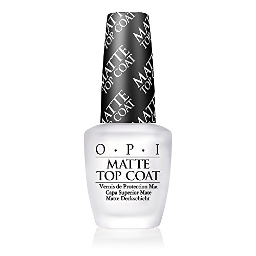OPI Nagellack Matte Top Coat -