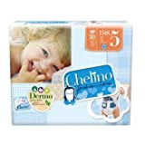 Pañal Chelino Fashion & Love Talla 5 30 uds.