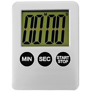 -Minuteur Magnet Electronique Design City Fonction Chronomètre