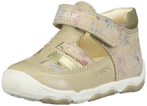 Geox B New Balu' Girl A, Zapatillas para Bebés, (Beige C5000), 22...
