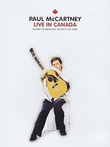Paul Mccartney: Live In Canada [DVD] [2014]