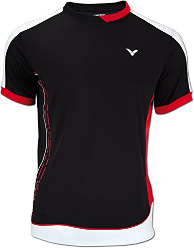VICTOR T-Shirt Function Black