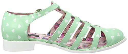 Iron Fist Sandalette GHASTLEY FISHERMAN SANDAL Mint