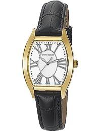Pierre Cardin Damen-Armbanduhr Special Collection Analog Quarz Leder Swiss Made