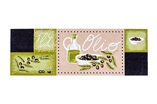 Küchenläufer Cardea Olio Design 15 | 50x150 cm
