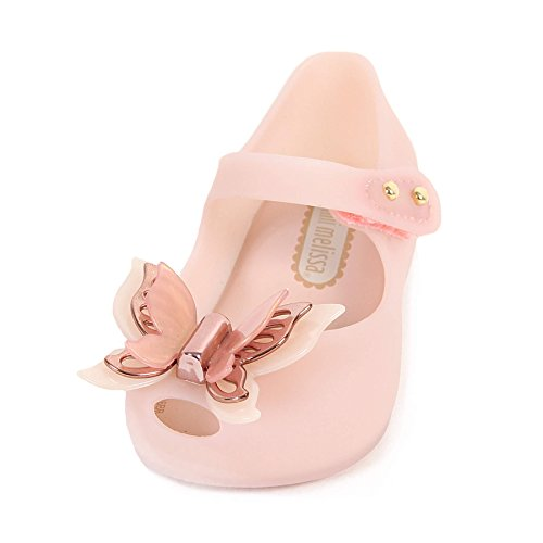 Mini Melissa mini ultragirl farfalla blush 01822 21EU