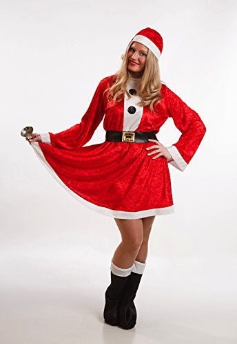 Disfraz de Mama Noel para Adultos