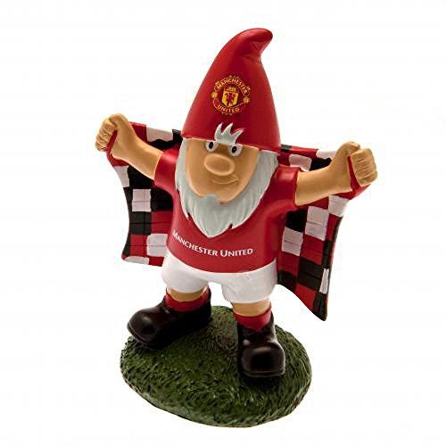 Offizielles Manchester United FC Garden Gnome