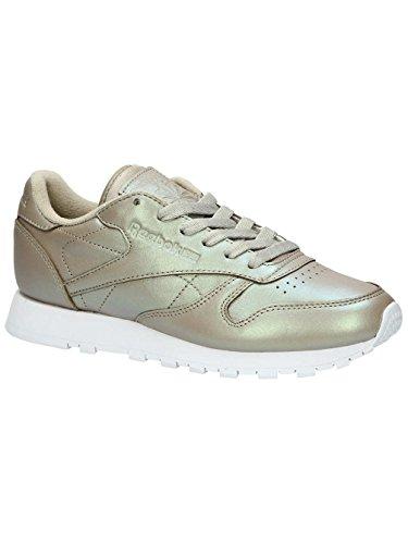 Pearl Pack Frauen Classic Sneaker Reebok Damen Leather Champagne Sneakers R4XI4