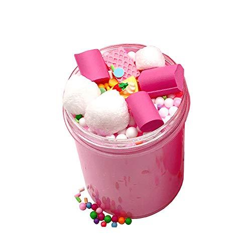 Tancurry Kinder Spielzeug Intelligente Knete Kuchen Milch Schlamm mit Süßigkeit