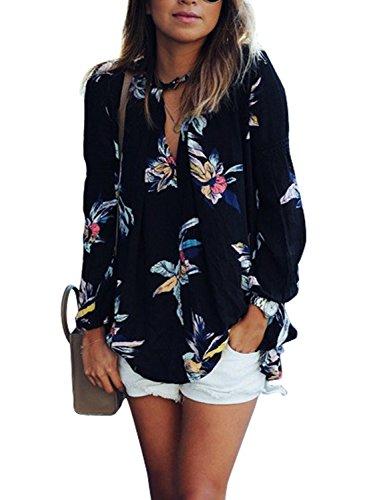 N.Life - Camisas - para mujer negro XL