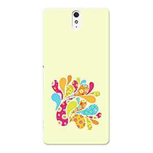 Mobile Back Cover For Sony Xperia C5 Ultra Dual (Printed Designer Case)