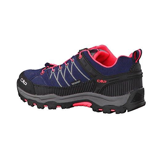 CMPRigel - Scarpe da trekking e da passeggiata Unisex – Adulto Blu