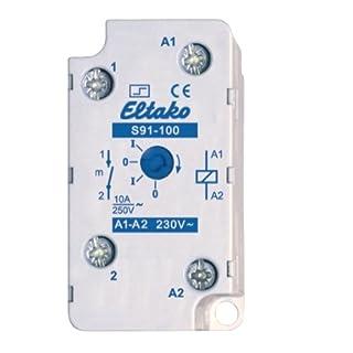 Eltako Stromstoss-Schalter, S91-100-230V
