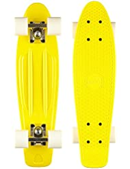 "Ridge Retro Pasteles Series Mini Cruiser Skateboard 22 ""/ 55 cm"