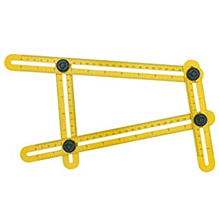 General Tools 836 The Angle-Izer Tool Angle Template