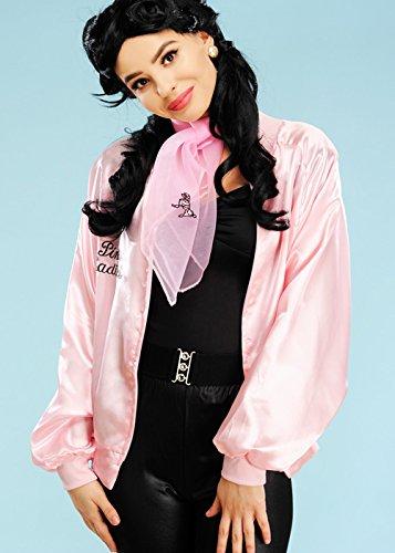 0er Jahre Pink Lady Jacke XS (UK6-8) ()