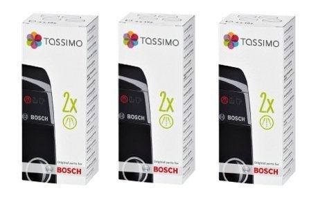 Tassimo Bosch Descaling / Decalcifying Tablets (pack of 3) by Tassimo