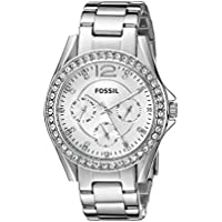 Fossil ES3202 Women's Watch (Silver)