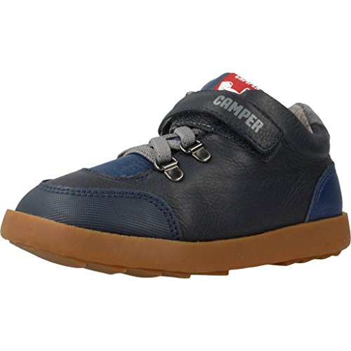 Camper Boots Child, Colour Blue, Brand, Model Boots Child Bryn FW Blue