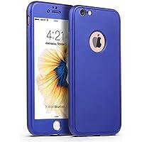 TPU Hülle für iPhone 6 Plus / iPhone 6S Plus (Nicht für 6/6S), Handyhülle Silicone Vorne und Hinten Case für iPhone... preisvergleich bei billige-tabletten.eu