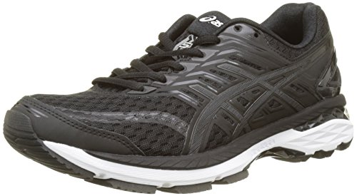 Asics GT-2000 5, Scarpe Running Donna, Multicolore (Black / Onyx / White), 39 EU