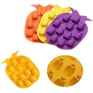 2PCS aloiness Eiswürfelbereiter, Eiswürfelform, Babynahrungsbehälter mit Eiswürfel (Zufällige Farbe)