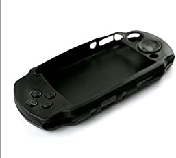 TCOS TECH PSP E1004 Silicone Cover Sleeve Protective Case Cover for PSP E1000 PSP Street