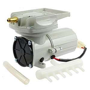 VERY100 DC 12V 70L/Min Air Magnétique Permanent Compresseur Pompe à Air Gonflé Aérateur