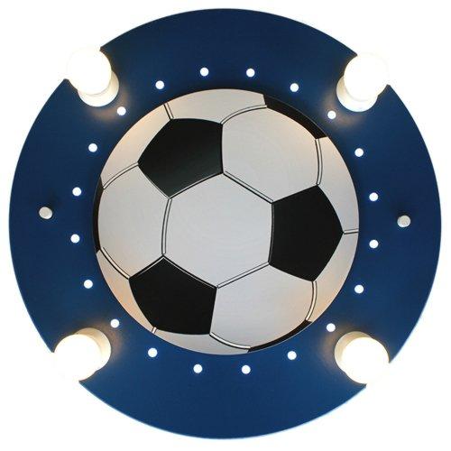 elobra-luces-de-pared-o-techo-diseno-de-balon-de-futbol-color-azul-y-blanco