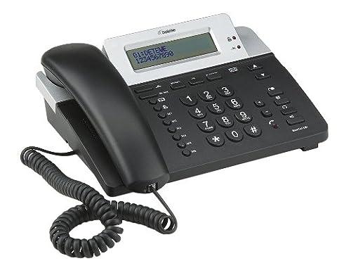 DeTeWe BeeTel 58i ISDN-Komfort-Telefon mit voller ISDN-Funktionalität (Anklopfen, Rufumleitung etc.) und Notstrombetrieb