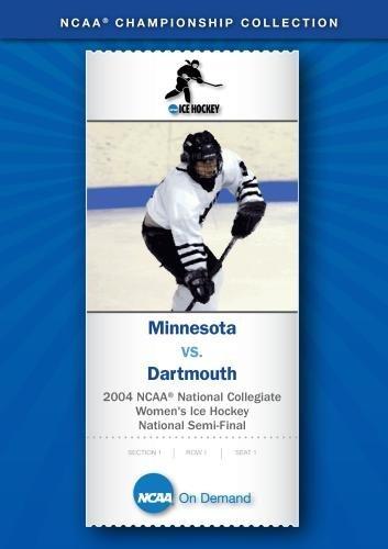 l Collegiate Women's Ice Hockey National Semi-Final - Minnesota vs. Dartmouth (Womens Hockey)